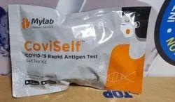 My Lab coviself covid testing kit