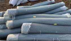 Galvanized Iron Square Gi Wire Mesh For Poultry, Thickness: 2 Mm, 1.5 Mm