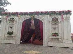 Wedding Fiber Gate