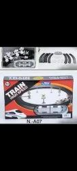 Silver Kids Toys Train, For Resale, Model Name/Number: 8076818868
