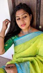 Organicc Beautiful Banarasi Sarees