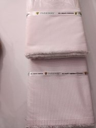 Parkway Shirting Fabrics Cotton Heavy Quality, Multicolour