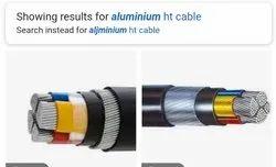 Ht Xlpe Aluminium Armoured Cable