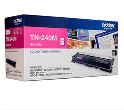 Brother Tn 240 Magenta Toner Cartridge