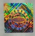 Holographic Genuine Labels