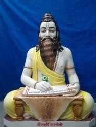 Maharshi White Marble Statue  3 Feet
