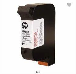 Hp Black 2580 Solvent ink Cartridge B3f58a