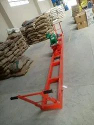 Screed Vibrator Double Beam 4.2 Mtr.With Engine