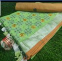Linen Exclusive Weaving Sarees