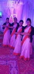 Basic Indian Ladies Waiter Services, Pan India, Live Counters