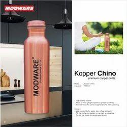 Modeware Standard Premium Copper Bottle, Screw