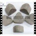 Shree Group Stone Polishing Felt Triangle