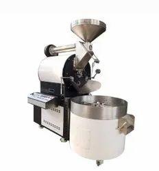LPG Coffee Roasting Machine, 10kw, Capacity: 10kg