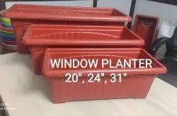 31 Inch Window Planters