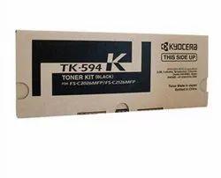 Kyocera tk 594 k black tonar kit