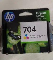 Hp 704 tri colour ink cartridge