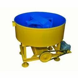 Cement Pan Mixer Machine