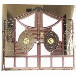 Iron main gate