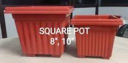 Square Pot Terra
