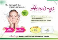 White Acwis - Gs Face Wash, Gel, Packaging Size: 75 Ml