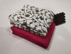 Printed Bagru Print Cotton Running Fabric