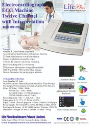 LPM-1212i ECG Machine