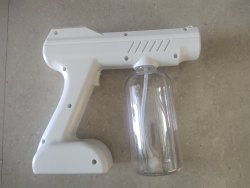 Wireless Charging Nano Vlue Disinfecting Fogging Gun Automizer