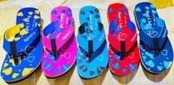 Multicolor Daily Wear Ladies Gp Sleppers, Size: 5 To 9