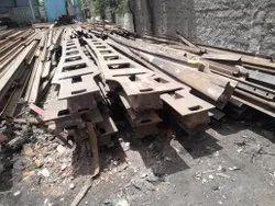 Used Die Blocks for closed hot forgings
