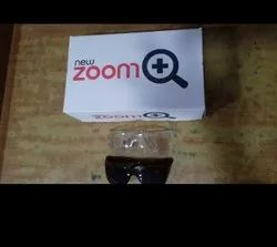 Plastic Zoom Plus Safety Goggles