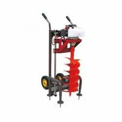 Trolley Earth Auger