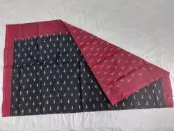cotton saree pure ikkat sarees