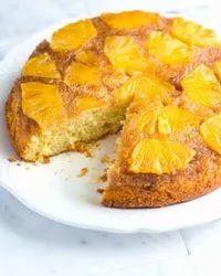 Eggless pineapple cake premix