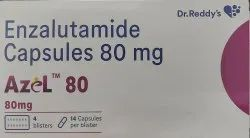 Azel Dr Reddy S Enzalutamide 40 Mg Tablets