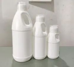 HDPE HANDLE BOTTLE-1litre to 250ml