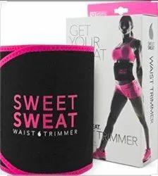Sweet sweat siliming belt