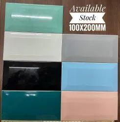 Blue Mosaic Ceramic Bible Edge Tiles, Thickness: 5-10 Mm, Size: 60 * 60 (cm)