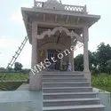 Stone Temple with baramda 9 feet  Todi Design