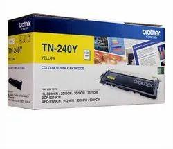 Brother Tn 240 Yellow Color Toner Cartridge