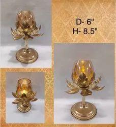 Lotus Stand Tea Lights Holder