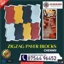 Concrete Heavy Paver Block