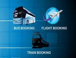 Bus Filght Train Tiket Service
