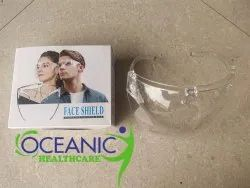 High Quality Anti Fog Face Shield Mask For Protection
