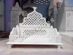 Marble Murti Shinghasan Or Stand