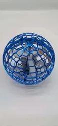 Plastic Flying Spinner Ball, For Personal