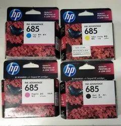 Hp 685 ink cartridge set