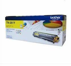 Brother Tn 261 Yellow Cartridge