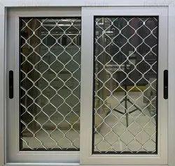 Aluminum Window Grill