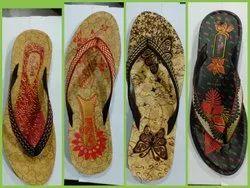 Fancy Ladies PU slippers