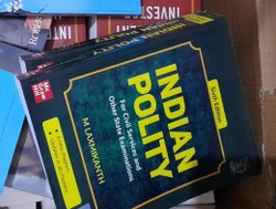 English Indian Polity Book